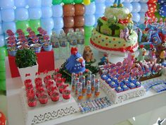 Festa Infantil – Galinha Pintadinha