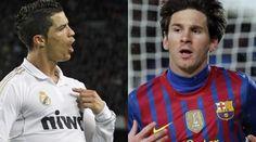 Ronaldo dice que es mejor que Messi y que el Real Madrid es mejor que el Barcelona