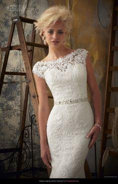 Mori Lee Hochzeitskleid - ich liebe es!