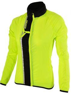 SILVINI dámská bunda  ultra light GELA WJ802 neon-black
