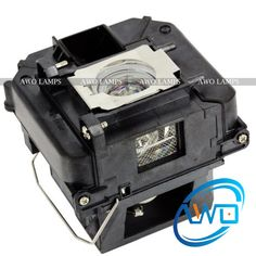 Kingoo Excellent Projector Lamp For EPSON H430A H429A H428A H428B H428B H429B Replacement projector Lamp Bulb with Housing