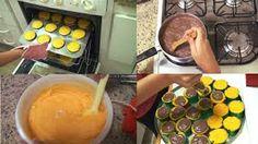 Resultado de imagem para cupcake de cenoura