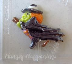 How to paint with Wilton Candy Melts Plus a Halloween Giveaway