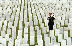"""MILITARY BURIAL - SPECIAL """"TAPS"""""""
