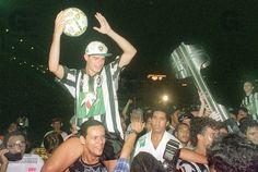 Túlio Campeão Brasileiro 95 com o Botafogo.