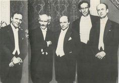 Bruno Walter, Arturo Toscanini, Erich Kleiber, Otto Klemperer, Wilhelm Furtwängler, Berlin, V.1929