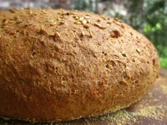 Flax Seed Bread (Bread Machine)