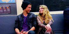 Josh and Maya Girl Meets World