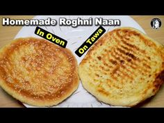 A Perfect and Complete Method Roghni Naan Recipe On Tawa and in Oven With 2 Methods. Roghni Naan With & Without Oven Naan Recipe by Kitchen With Amna. Indian Food Recipes, Asian Recipes, Healthy Recipes, Healthy Foods, Naan Recipe, Dough Recipe, Masala Tv Recipe, Kitchen Oven, Chapati