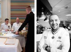 Guillaume Gomez Chef des Cuisines de l'Elysées / Académie Culinaire de France