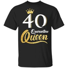 Born In 1980 My 40th Birthday Quarantine Queen Shirt Tank Top #AgeTShirts Age T-... #40th #Age #agetshirts #birthday #Born #quarantine #Queen #shirt #Tank #top 50th Birthday Gifts For Woman, 50th Birthday Quotes, 20th Birthday, Birthday Shirts, Funny Birthday, Birthday Ideas, Tank Top Shirt, Tank Tops, Organic Cotton T Shirts