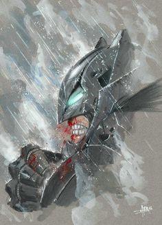Batman by Anthony Darr