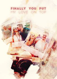 """I want to be with you"" #Olicity #Arrow #Season4 <3"