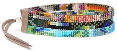 CRUZ triple bracelet  at http://julierofmanjewelry.com//cruz-triple-bracelet