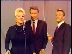 """Righteous Brothers & Peggy Lee """"Yes Indeed"""" 1965 The Righteous Brothers, The Ed Sullivan Show, Music Clips, Yes, Music Notes, Music Artists, Singers, Youtube, Women"""