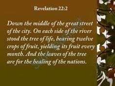 revelation 22 2 the tree are for the healing powerpoint church sermon Slide03http://www.slideteam.net