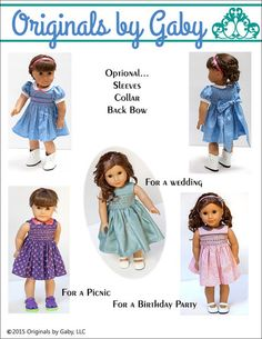 1000 Images About 18 Inch Doll Clothes And Patterns On