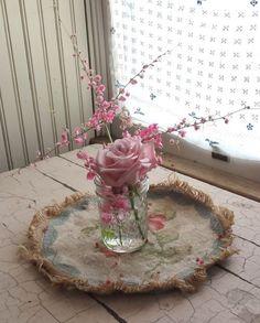 shabby pink vignettes   Shabby Vignette !   A little Shabiness!!   Pinterest
