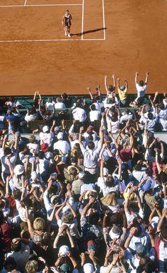 Public Roland Garros