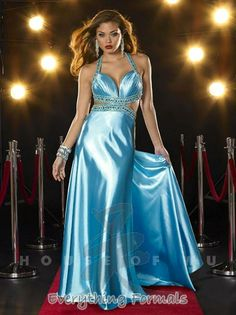 Feminine and Enchanting Shimmer #Charmeuse Sweetheart Neckline Empire Waist Long #PromGown by #Panoply Style 14339~ MSRP: $346.15 Guaranteed Low Price: $273.99 (You save $72.16) *This product is on SALE (http://www.everythingformals.com/Panoply-14339/)