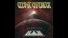 "Cosmic Enforcer ""The Atmospheric Blur"" (Full Album 2015) Stoner Rock"