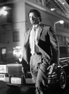 GET CARTER (♡ the suits!) Sylvester Stallone, Sly Stallone