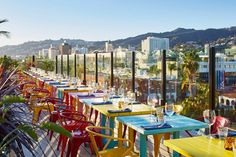 Enjoy cocktails with a side of ocean breeze or city views at the best rooftop bars in LA. Afraid of heights? Just don't look down.