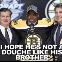Malcolm Subban- welcome to Boston!!