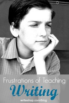 Frustrations of Teaching Writing