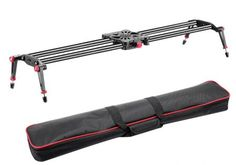 Neewer Carbon Fiber Camera Track Dolly Slider Rail System with Load Capacity for Stabilizing Movie Film Video Making Photography DSLR Camera Nikon Canon Pentax Sony -- You can get additional details at the image link. Best Dslr, Best Camera, Camera Nikon, Camera Gear, Camera Bags, Photo Accessories, Camera Accessories, Mobile Photography, Camera Photography