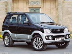 Daihatsu Terios Sport (2003)