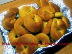 Λαδοκούλουρα (Κουλουράκια με ελαιόλαδο) - Τα φαγητά της γιαγιάς