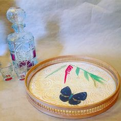 Bamboo Butterfly Tray http://www.pricklyhippie.com/shop/bamboobutterflytray