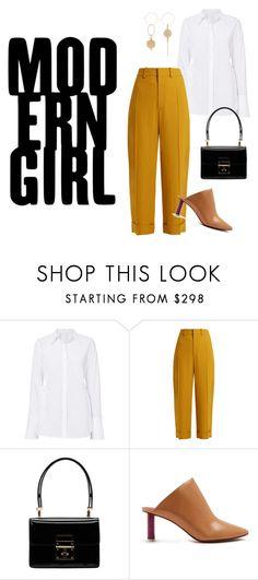 """modern girl"" by kety-de-jesus on Polyvore featuring moda, A.L.C., Chloé, Dolce&Gabbana, Vetements e modern"