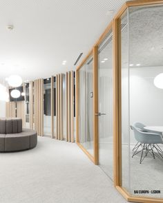 Best Home Decorating Stores Code: 3316254653 Partition Screen, Glass Partition, Office Space Design, Workspace Design, Church Interior Design, Interior Architecture, Corporate Interiors, Office Interiors, Wooden Partitions