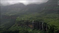 Kothali fort Sahyadree Mountains Maharshtra