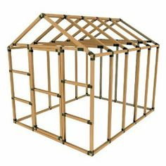 SALE! 8X10 Greenhouse Kit - DO IT YOURSELF by E-Z Frames! by E-Z Frames. $108.00. Designed to be used with inexpensive 2X2 lumber (1 1/2X 1 ½ actual dim) found in any local lumberyard (Lumber not included with kit due to high shipping costs). No angle lumber cuts necessary! The brackets make the angles for you! Takes the guesswork out of framing! This bracket kit is designed to be a framing timesaver and gives you the flexibility of finishing it how you would like! Once ...