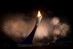 Opening ceremony Winter Olympics 2014 Sotchi