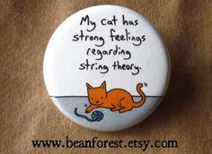 mon chat a des sentiments forts au sujet de la par beanforest