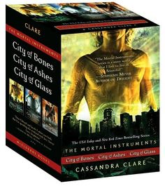 The Mortal Instruments series is one of the best young adult books I have read. It takes a new spin on one aspect of God, Angels. It is not a scholarly book at all, but a very quick and fun read!