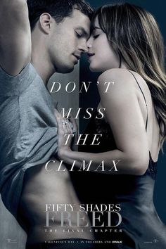 """Jamie Dornan and Dakota Johnson return as Christian Grey and Anastasia Steele in Fifty Shades Freed, the third chapter based on the worldwide bestselling """"Fifty Shades"""" phenomeno Fifty Shades Freed Pdf, 50 Shades Freed Movie, Shades Of Grey Film, Fifty Shades Trilogy, Fifty Shades Darker, Jamie Dornan, Christian Grey, Streaming Vf, Streaming Movies"""