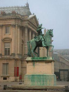 Louis Xiv, Chateau Versailles, Grand Parc, Free Photos, Statue Of Liberty, Paris, Palaces, Architecture, World