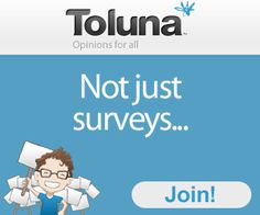Toluna – Get Rewarded for Surveys and Polls Plus Sign Product Testing Opportunities!