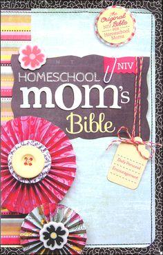 NIV Homeschool Mom's Bible