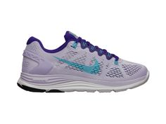 Nike Lunarglide. Best shoe for support out there