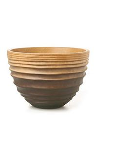 Carved Ombre bowl, Anthropologie