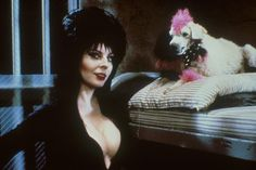 Elvira: Mistress of the Dark Busts on to Blu-ray!