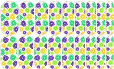 Green Yellow --- My custom Jamberry NAS design. If interested message me. $25 a sheet (includes the setup fee)