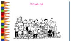 Affichettes de portes Too Cool For School, Back To School, School Organisation, Classroom Management Tips, Free Frames, Petite Section, Cycle 3, School Classroom, Clip Art