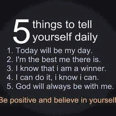 Daily mantras